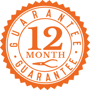 Repit-UK 12 month guarantee on all workmanship and materials