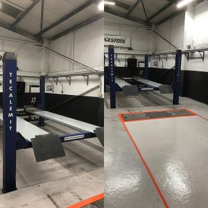 flooring repairs and recoating by Repit-uk